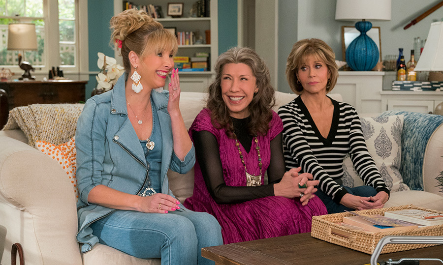 <h2>Grace and Frankie</h2>
