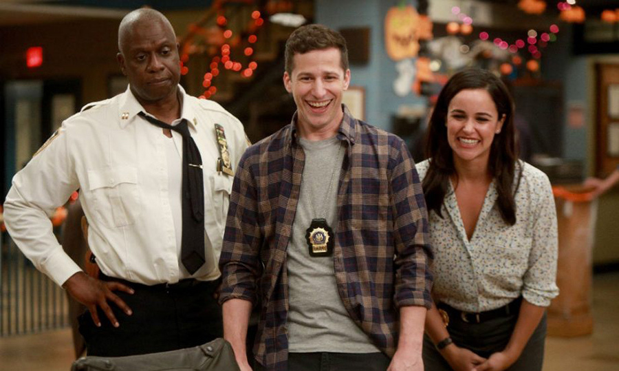 <h2>Brooklyn Nine-Nine</h2>
