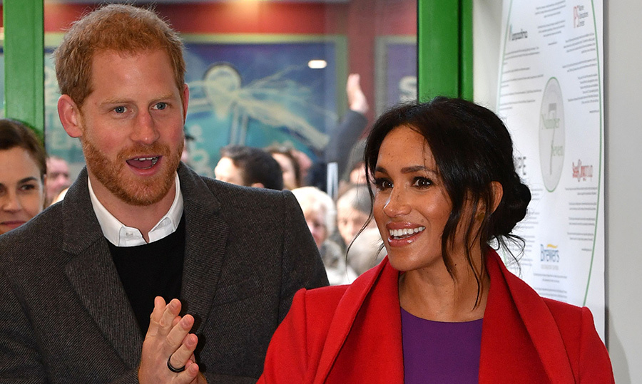 Prince Harry And Meghan Markle S Visit To Birkenhead All