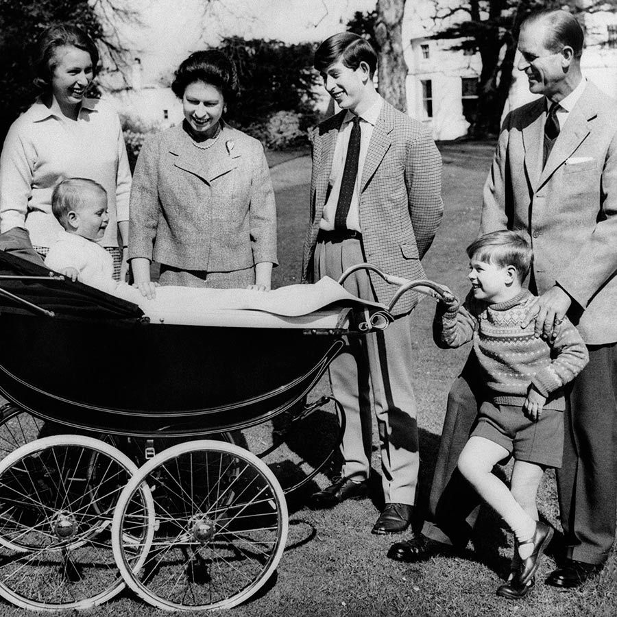 "<a href=""/tags/0/prince-philip/"">Prince Philip</a> became the first modern royal father to be present for his child's birth when the couple welcomed <a href=""/tags/0/prince-edward/"">Prince Edward</a> in 1964. ""The Duke of Edinburgh was actually holding his wife's hand as their youngest was born,"" says Ingrid Seward in her book, <em>My Husband and I: The Inside Story Of 70 Years Of Royal Marriage</em>. ""The Queen, by then aged 37, had asked him to be there; she'd been keenly reading women's magazines that stressed the importance of involving fathers in childbirth and had become fascinated by the idea. Thus Philip became the first royal father in modern history to witness the arrival of one of his children.""