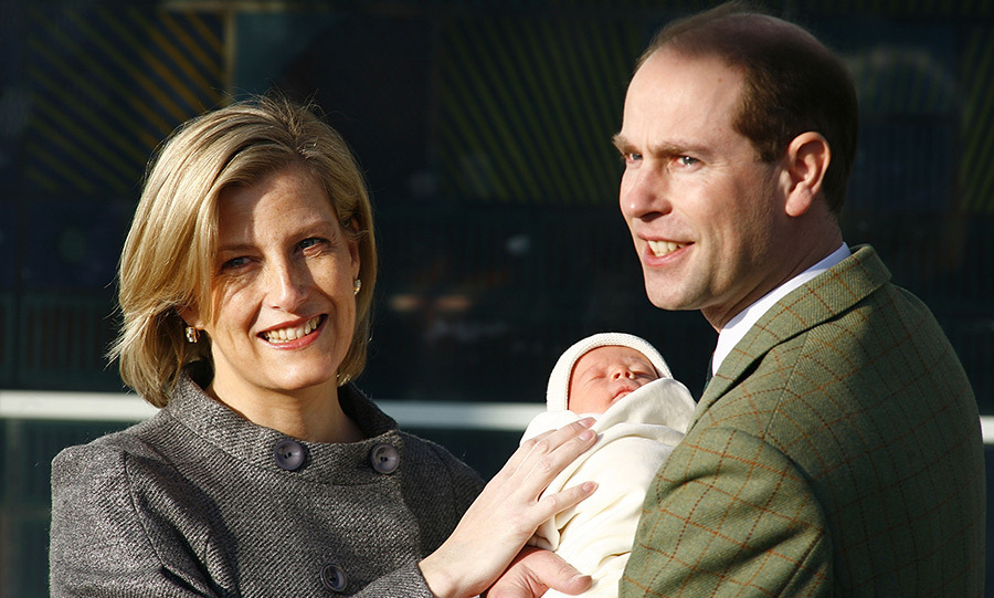 <h2>Sophie, Countess of Wessex</h2>