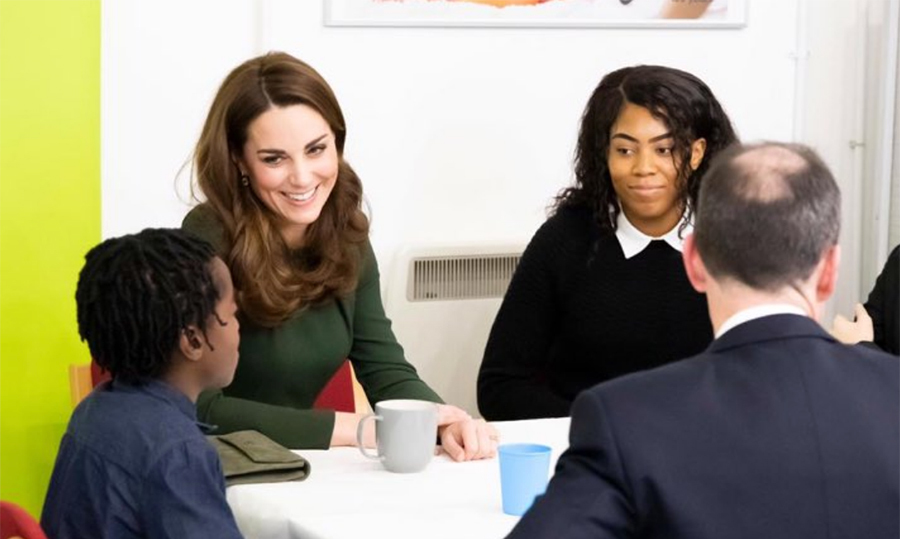"Whenever the <a href=""https://ca.hellomagazine.com/tags/0/kate-middleton"" target=""_blank""><strong>Duchess of Cambridge</strong></a> steps out, it's in support of a cause very close to her heart. And given the fact that she's already a loving mother of three – <a href=""https://ca.hellomagazine.com/tags/0/prince-george"" target=""_blank""><strong>Prince George</strong></a>, 5, <a href=""https://ca.hellomagazine.com/tags/0/princess-charlotte"" target=""_blank""><strong>Princess Charlotte</strong></a>, 3, and eight-month-old <a href=""https://ca.hellomagazine.com/tags/0/prince-louis"" target=""_blank""><strong>Prince Louis</strong></a> – it's no surprise that she was there to support Lewisham charity Family Action on Jan. 22.