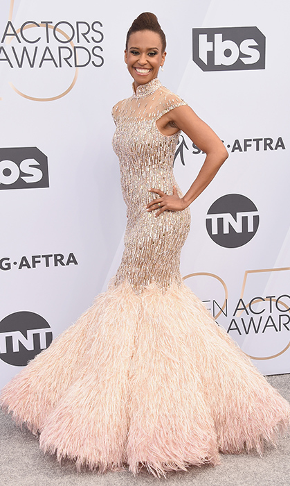 Ryan Michelle Bathe in Sebastian Gunawan