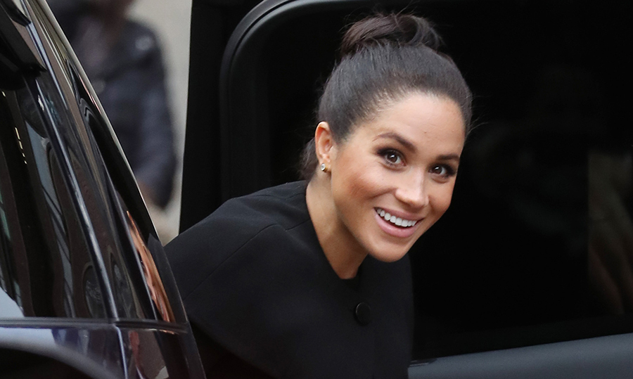 "Following a starry engagement <a href=""https://ca.hellomagazine.com/royalty/02019013049622/meghan-markle-visits-national-theatre-photos""><strong>at The National Theatre</strong></a> as its patron on Wednesday (Jan. 30), the <a href=""https://ca.hellomagazine.com/tags/0/meghan-markle""><strong>Duchess of Sussex</strong></a> has done it yet again, stepping out to support a cause close to her heart.