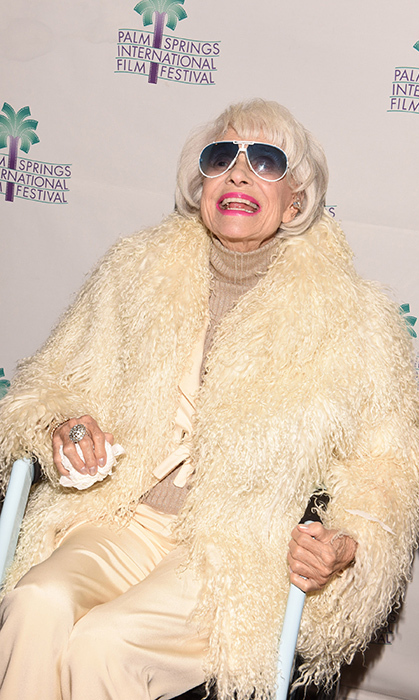 <h2>Carol Channing – January 15</h2>