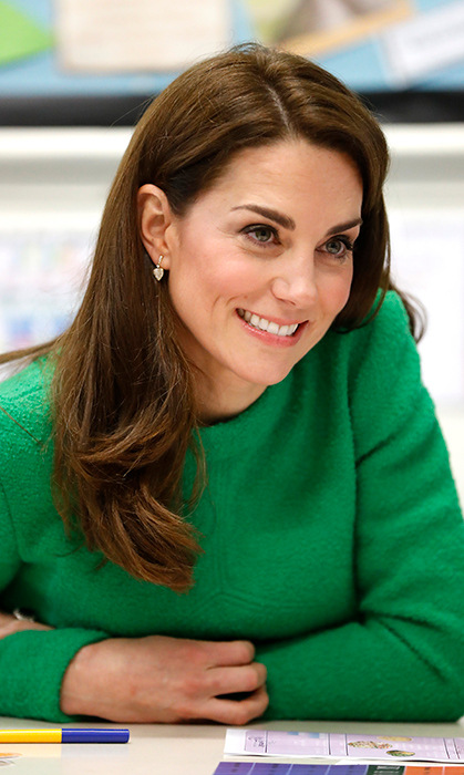 Kate has been a patron of Place2Be since 2013.