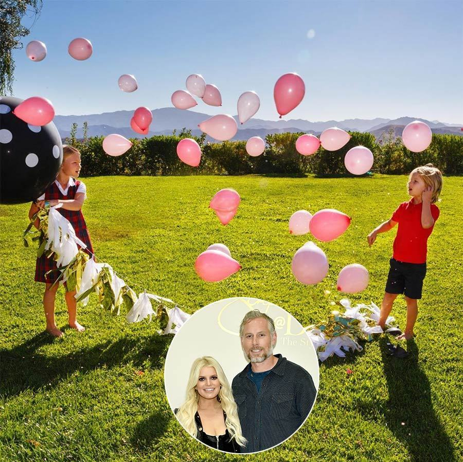 <h2>Jessica Simpson and Eric Johnson</h2>