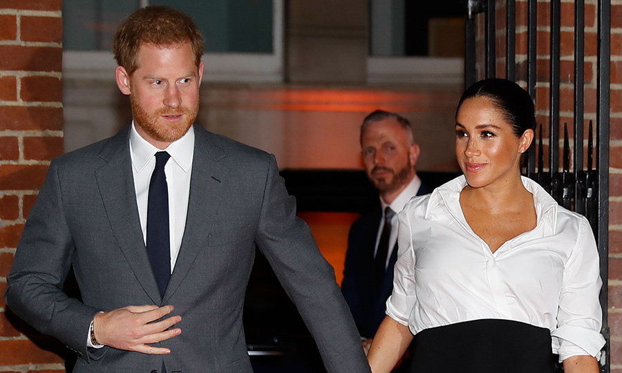 "The <a href=""https://ca.hellomagazine.com/tags/0/prince-harry-and-meghan""><strong>Duke and Duchess of Sussex</strong></a> are back at the Endeavour Awards one year later on Feb. 7! After Duchess Meghan <a href=""https://ca.hellomagazine.com/royalty/02018020242421/meghan-markle-prince-harry-endeavour-fund-awards/1/""><strong>made her royal red-carpet debut</strong></a> at the event in February 2018, the two joined forces again to honour the incredible achievements of wounded, injured and sick servicemen and women who have taken part in sporting and adventure challenges over the last year.