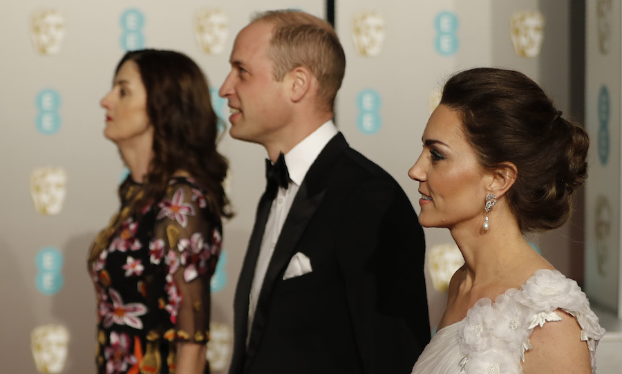 Prince William is the BAFTAs' fifth president – he succeeded Lord Attenborough in 2010.