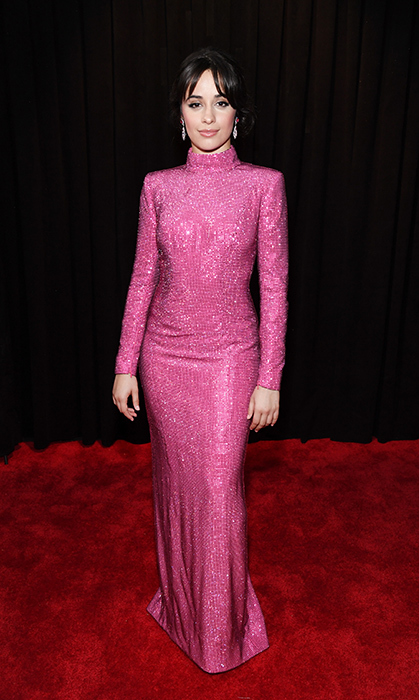 Camilla Cabello in Armani Prive