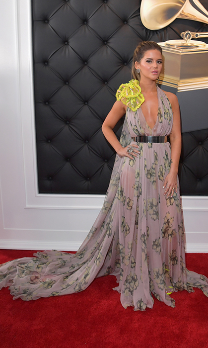 Maren Morris in Galia Lahav Couture