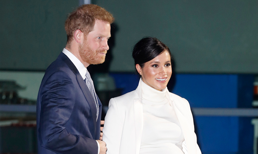 "The <a href=""https://ca.hellomagazine.com/tags/0/prince-harry-and-meghan""><strong>Duke and Duchess of Sussex</strong></a> are known lovers of theatre, so it's no surprise that the parents-to-be stepped out in support of the Natural History Museum's Charles Darwin-inspired production, <em>A Wider Earth</em>, on Feb. 12. The dynamic duo arrived looking happier than ever to be there in support of the Queen's Commonwealth Trust and the Queen's Canopy, the production's official charitable partner.