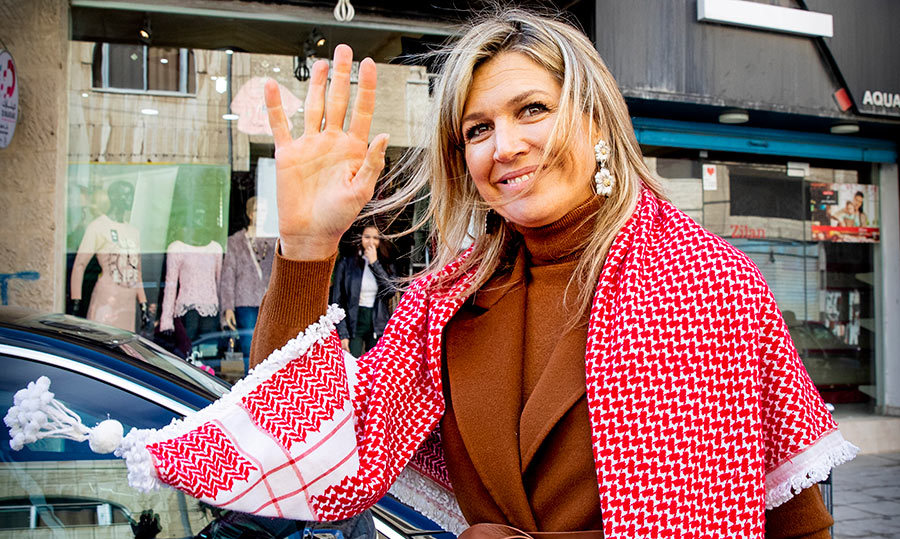 "There's no denying that <a href=""https://ca.hellomagazine.com/tags/0/queen-maxima""><strong>Queen Máxima</strong></a> leads a busy, exciting life! The Dutch royal, originally from Argentina, set off on a three-day tour of Jordan on Feb. 10 as the UN secretary-general's special advocate for inclusive finance for development. Paying visits to local entrepreneurs, hearing stories from Syrian refugees and stopping by the palace to meet with Queen Rania and her husband, King Abdullah II of Jordan, were all activities on her roster of things to do.