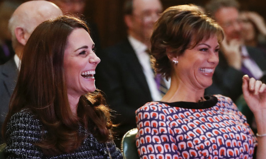 "On Feb. 13, the <a href=""https://ca.hellomagazine.com/tags/0/kate-middleton/""><strong>Duchess of Cambridge</strong></a> attended the Royal Foundation's Mental Health In Education conference at Mercers' Hall in London. On behalf of the Fab Four – which includes <a href=""https://ca.hellomagazine.com/tags/0/prince-william/""><strong>Prince William</strong></a>, <a href=""https://ca.hellomagazine.com/tags/0/prince-harry/""><strong>Prince Harry</strong></a> and <a href=""https://ca.hellomagazine.com/tags/0/meghan-markle/""><strong>Duchess Meghan</strong></a> – the mother of three was there to help bring together delegates from across the mental health and education sectors to explore and discuss the benefits of collaborative working. As most royal watchers know, it's one of Kate's most passionate causes – learning what more can be done to tackle mental health issues in schools.