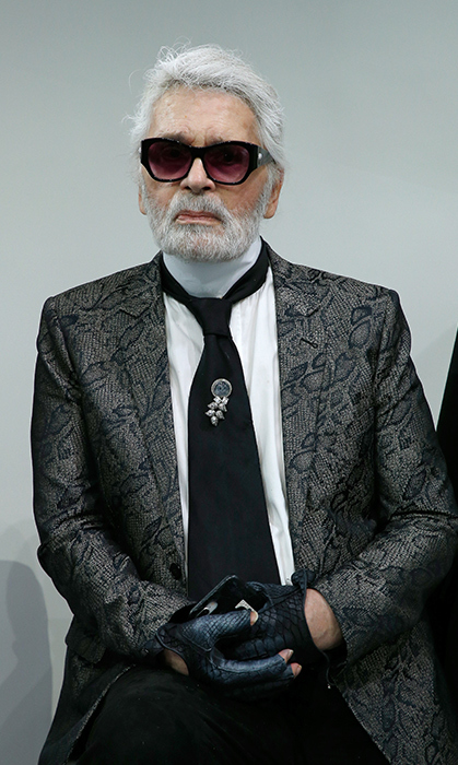 <h2>Karl Lagerfeld – February 19</h2>