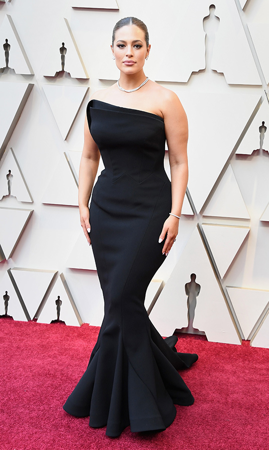 Ashley Graham in Zac Posen 