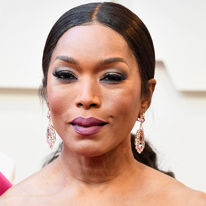 Angela Bassett wearing Sutra Jewels