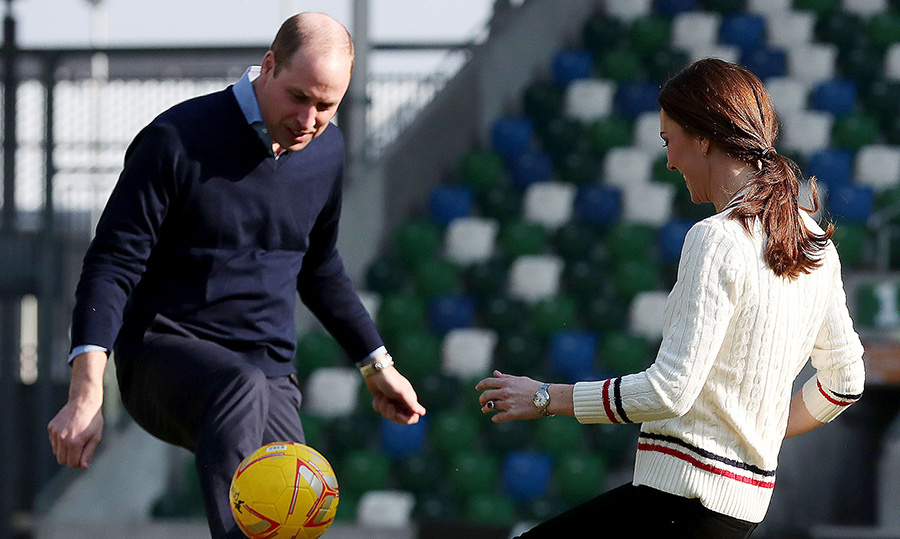 "The <a href=""https://ca.hellomagazine.com/tags/0/prince-william-and-kate""><strong>Duke and Duchess of Cambridge</strong></a> surprised royal watchers worldwide with a visit to Belfast on Feb. 27!