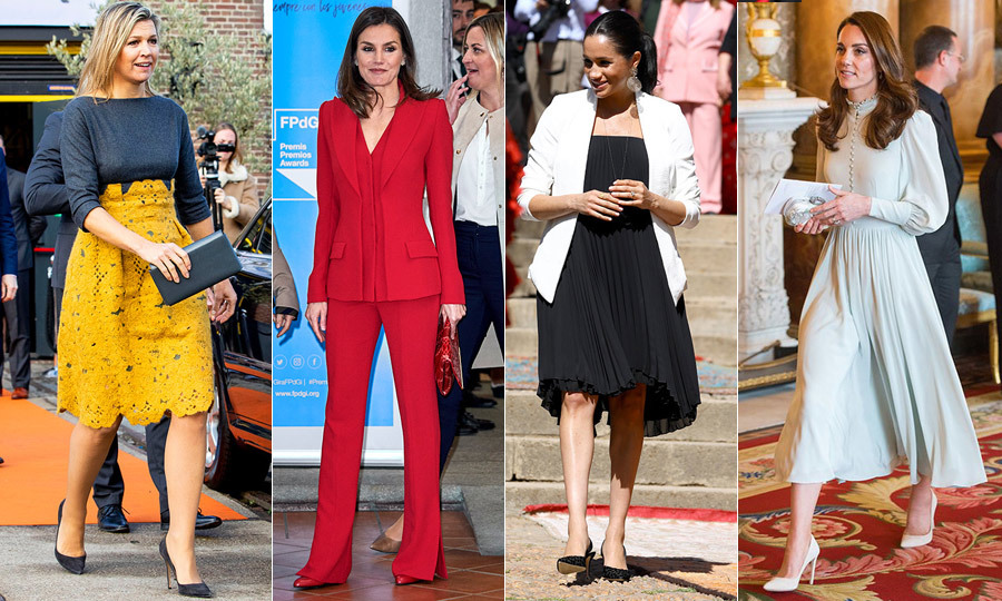 "There's no denying that members of the world's royal families have some of the best style! From <a href=""https://ca.hellomagazine.com/tags/0/kate-middleton""><strong>Duchess Kate</strong></a> and <a href=""https://ca.hellomagazine.com/tags/0/meghan-markle""><strong>Duchess Meghan</strong></a> to <a href=""https://ca.hellomagazine.com/tags/0/queen-maxima""><strong>Queen Maxima of the Netherlands</strong></a> and <a href=""https://ca.hellomagazine.com/tags/0/queen-letizia""><strong>Queen Letizia of Spain</strong></a>, there's been no shortage of style inspiration this month.
