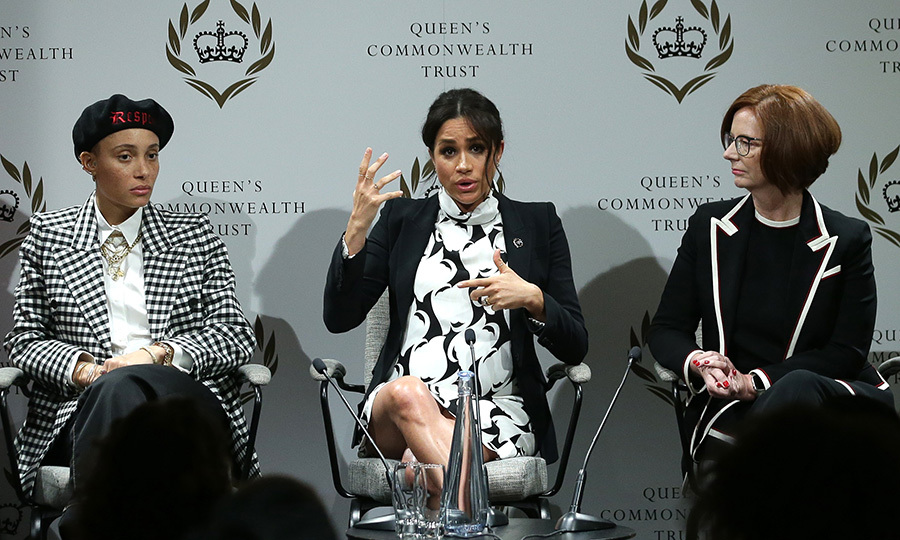 "A statement from Kensington Palace said the panel would cover ""obstacles [that] still affect female empowerment across the world, including access to education and limitations within employment.""