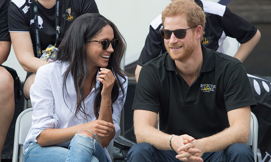 "Jessica and Ben reportedly hosted dinners for Meghan and Harry when the couple were first dating, ensuring the lovebirds had a place to meet away from prying eyes.  According to <a href=""https://www.eonline.com/ca/news/884301/prince-harry-and-meghan-markle-are-as-good-as-engaged"">E! News</a>, Harry won the Mulroney children over by bringing bags of toys for them. So cute! </p>