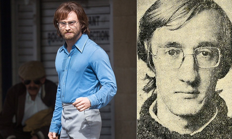 <h2>Daniel Radcliffe and Tim Jenkin</h2>