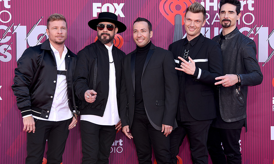 "Backstreet's back! Brian Littrell, AJ McLean, Howie Dorough, Nick Carter and Kevin Richardson were on hand for a performance at the awards! It's been a huge comeback year for the <strong><a href=""https://ca.hellomagazine.com/tags/0/backstreet-boys"">Backstreet Boys</a></strong>, who released a new album, <em>DNA</em>, which went straight to the top of the charts. 