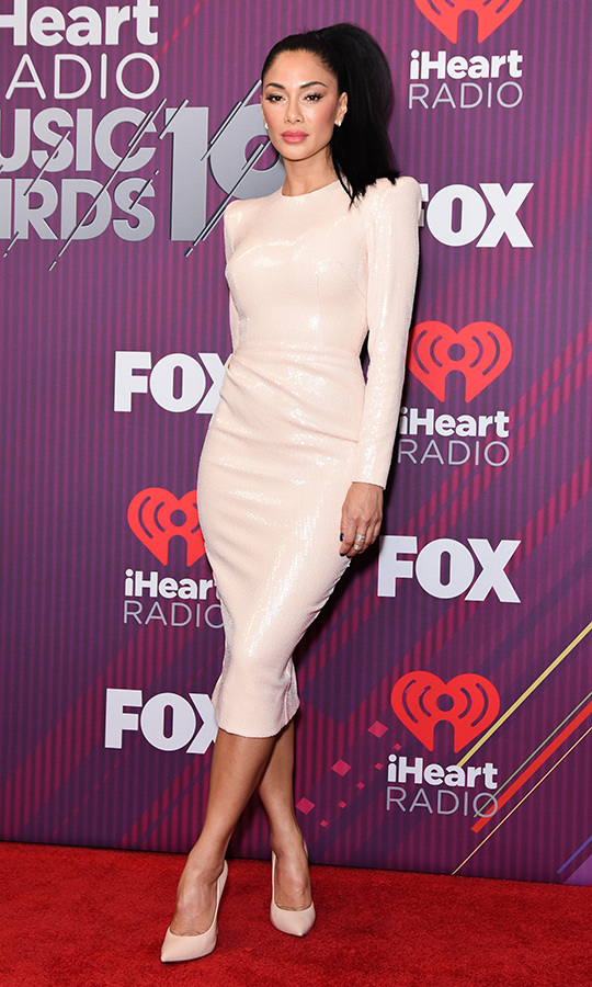 "Former Pussycat Dolls star <strong><a href=""https://ca.hellomagazine.com/tags/0/nicole-scherzinger"">Nicole Scherzinger</a></strong> sizzled on the red carpet, sporting a PVC dress by Australian designer Alex Perry! 