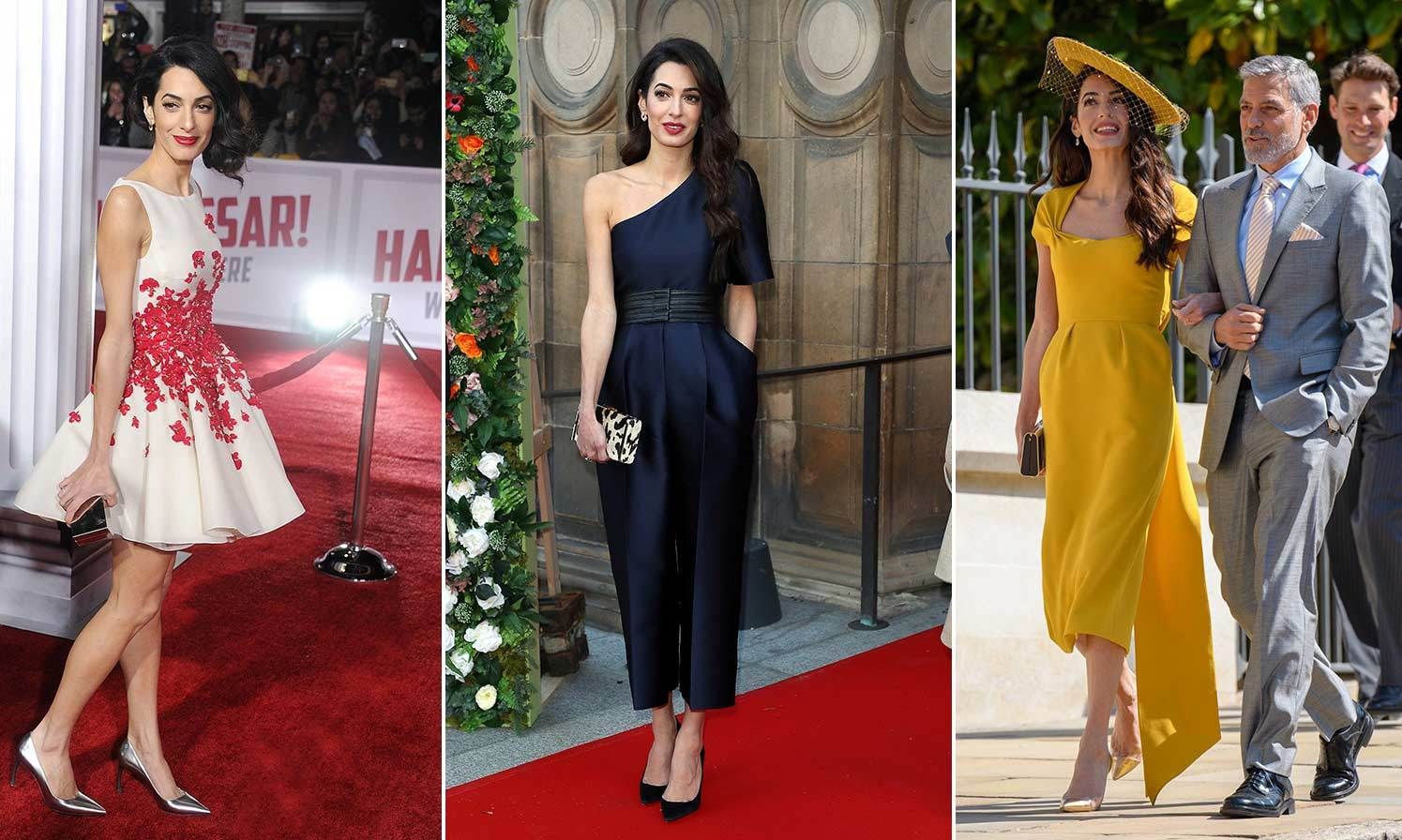 "<strong><a href=""/tags/0/amal-clooney"">Amal Clooney</a></strong> is an accomplished lawyer who does important human rights work. And over the years, she's also dazzled us repeatedly with her sense of style. She often mixes classic elements with some experimental flare, and always looks incredible in whatever she wears. 