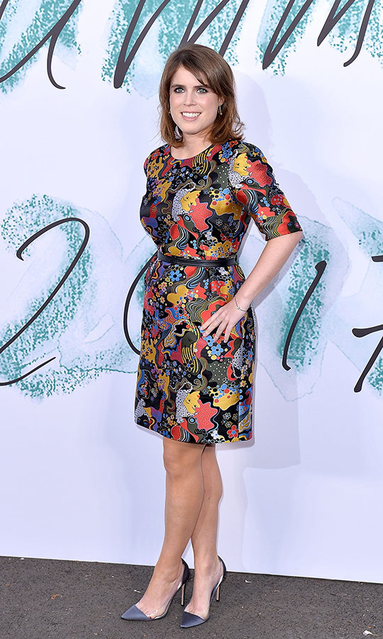 In 2015, Eugenie moved back to London and began working at Hauser & Wirth art gallery, where she was later promoted to director. Here she is at the 2017 Serpentine Galleries summer party. 