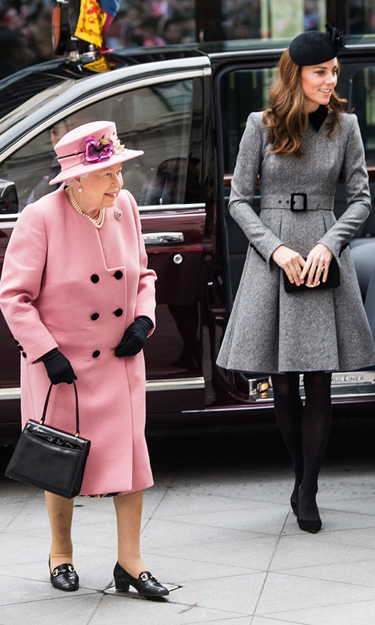 "On March 19, the <a href=""https://ca.hellomagazine.com/tags/0/kate-middleton""><strong>Duchess of Cambridge</a></strong> <a href=""https://ca.hellomagazine.com/royalty/02019031950488/kate-middleton-stuns-catherine-walker-joint-outing-queen/"">stepped out</a> with <a href=""https://ca.hellomagazine.com/tags/0/queen-elizabeth"">the Queen</a></strong> to tour King's College, London. It was Kate's first solo joint engagement with Her Majesty, and both looked stylish as usual! 