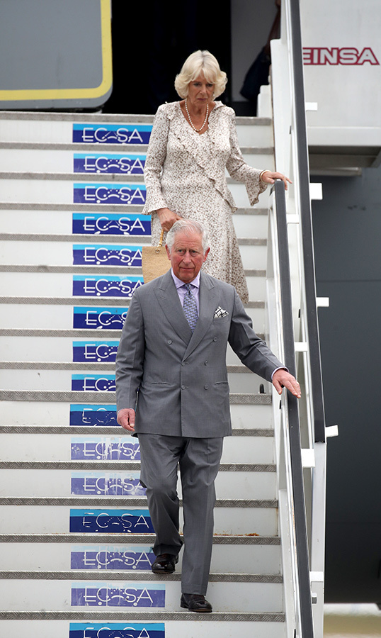 "<strong><a href=""https://ca.hellomagazine.com/tags/0/prince-charles"">Prince Charles</a></strong> and the <a href=""https://ca.hellomagazine.com/tags/0/duchess-of-cornwall""><strong>Duchess of Cornwall</a></strong> touched down in Cuba on March 24, marking the Royal Family's first time ever visiting the country.