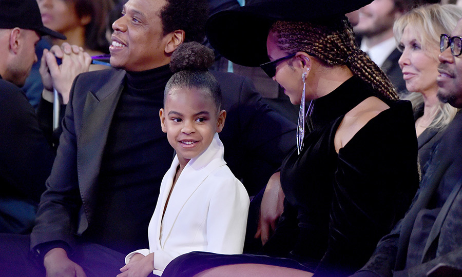 Jay-Z and Beyonce's daughter Blue Ivy Carter tells a groan-worthy joke  that's so bad it's good
