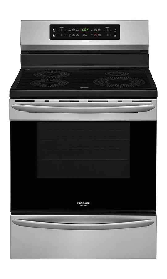 "<h2>Electrolux Frigidaire Gallery 30"" Freestanding Induction Range (CGIF3036TF), $1,799</h2>