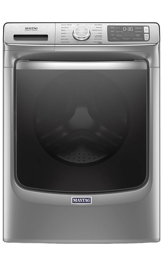 <h2>Maytag Front Load Electric Dryer with Extra Power and Advanced Moisture Sensing with Industry-Exclusive Extra Moisture Sensor 0 7.3 cu. Ft. (YMED8630HC), $1,199.99</h2>