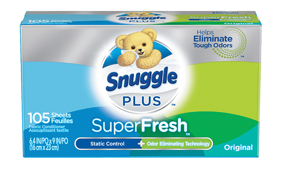 <h2>Snuggle Sheets PLUS SuperFresh 105ct, $5.99</h2>