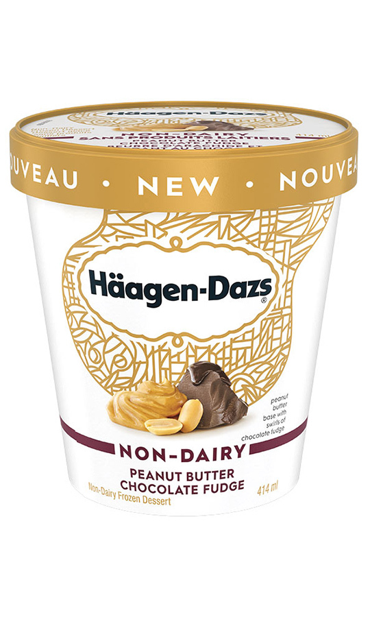<h2>HÄAGEN-DAZS Non-Dairy, $6.99</h2>