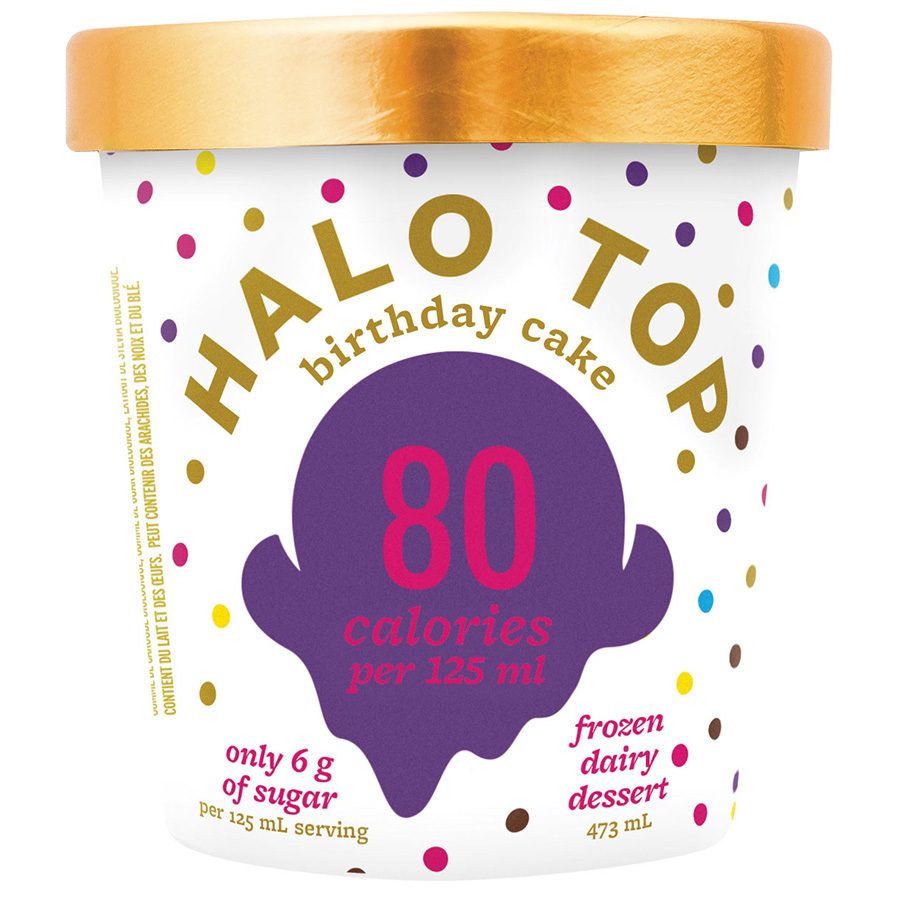 <h2> Halo Top Creamery, $6.99</h2>