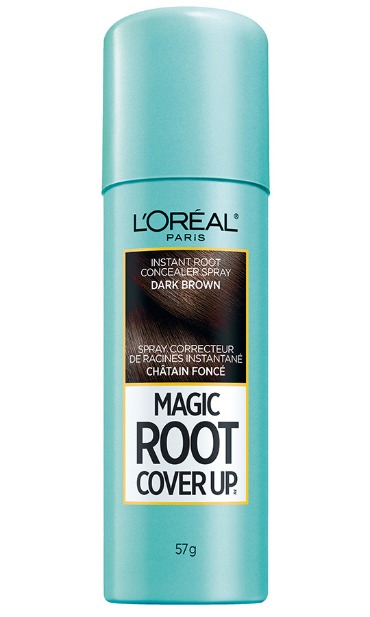 <h2>L'Oréal Paris Magic Root Cover Up, $13.49</h2>