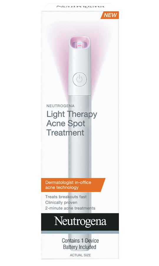 <h2>NEUTROGENA Light Therapy Acne Spot Treatment
