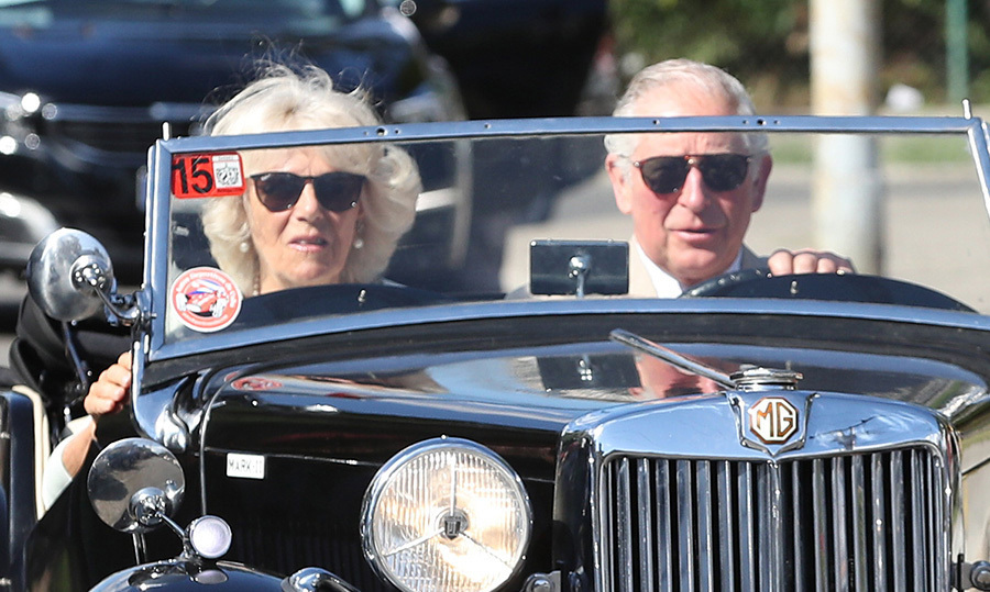 "The <a href=""https://ca.hellomagazine.com/tags/0/duchess-of-cornwall""><strong>Duchess of Cornwall</a></strong> and <a href=""https://ca.hellomagazine.com/tags/0/prince-charles""><strong>Prince Charles</a></strong> began their day with the Prince of Wales taking the duchess for a joyride in an MG! The couple drove the luxurious classic British car to a Havana exhibition showing... other classic British cars! 