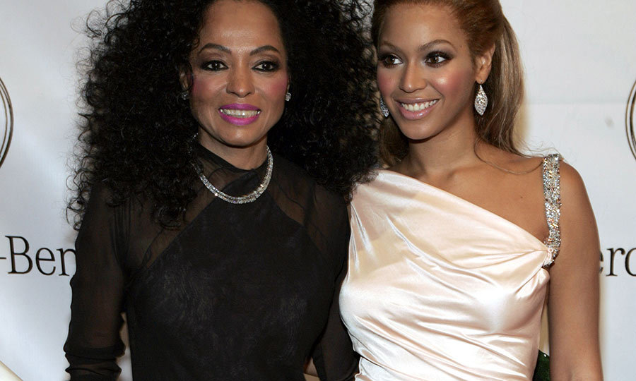 3bc8d79aa6e7 One queen sings for another! Beyoncé serenades Diana Ross for her 75th  birthday