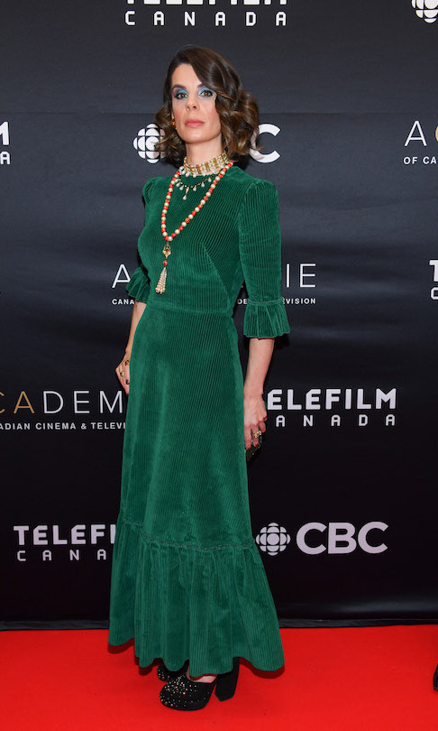 <em>Baronness von Sketch</em> actress Meredith MacNeill