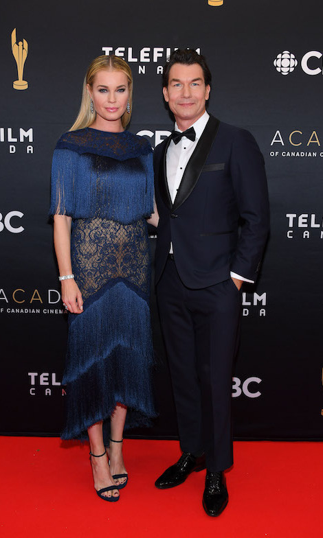 "<em>Carter</em> star <a href=""https://ca.hellomagazine.com/tags/0/jerry-oconnell""><strong>Jerry O'Connell</a></strong> and wife, actress Rebecca Romijn