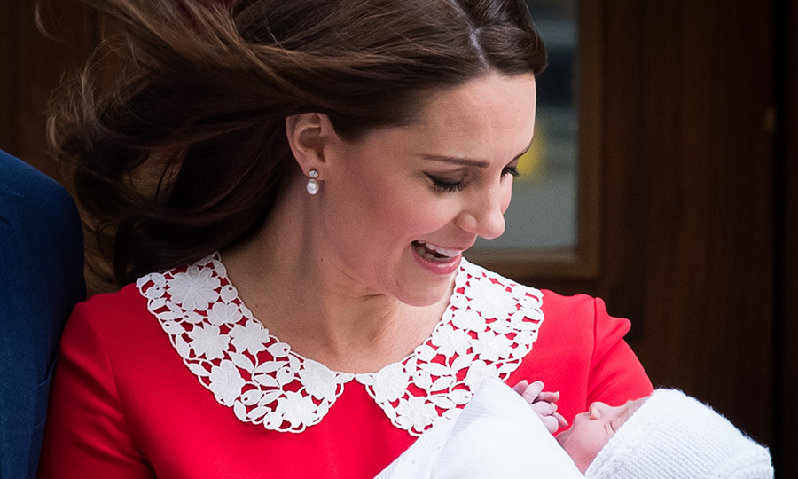 <h2>April 23 – Prince Louis's 1st birthday</h2>