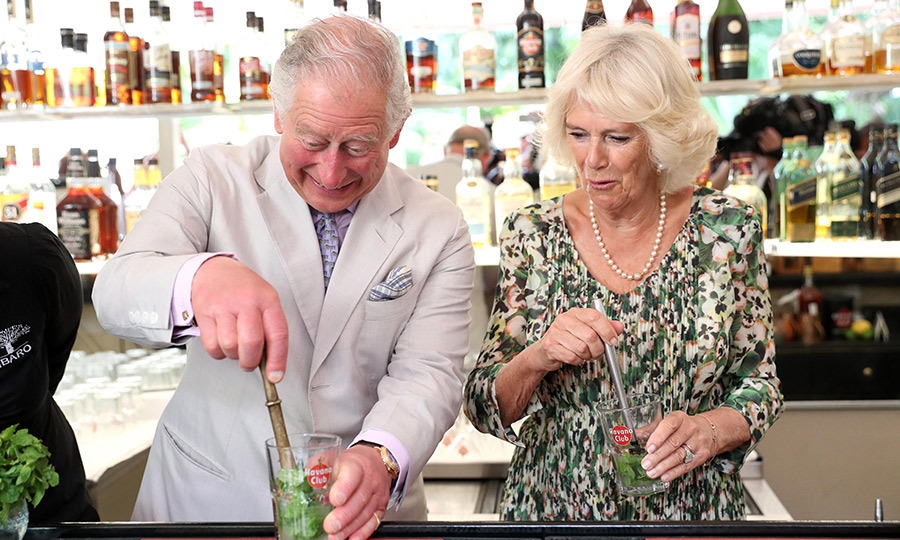 "<a href=""https://ca.hellomagazine.com/tags/0/prince-charles""><strong>Prince Charles</a></strong> and <a href=""https://ca.hellomagazine.com/tags/0/duchess-of-cornwall""><strong>Camilla, Duchess of Cornwall</a></strong> have gone on numerous royal travels over the past year. In 2018, the duo <a href=""https://ca.hellomagazine.com/royalty/02018110248429/prince-charles-camilla-west-africa-tour""><strong>visited Gambia, Ghana and Nigeria</a></strong> – among other places! – and received gifts like dates, an apron, a frame swimming cap and a painted pebble.