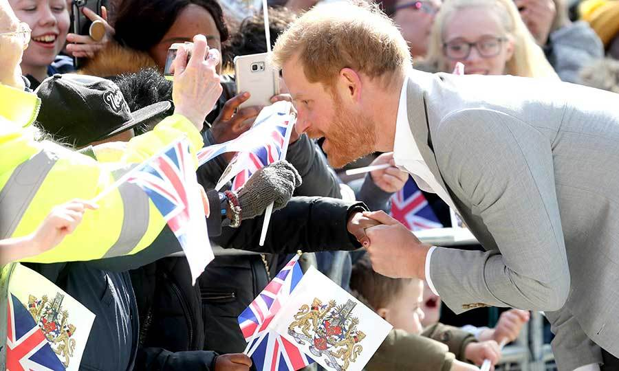 "We've already witnessed many times how natural dad-to-be <a href=""https://ca.hellomagazine.com/tags/0/prince-harry""><strong>Prince Harry</a></strong> is with children, and he's spent the last few weeks giving us a preview of the incredible father he's going to make when <a href=""https://ca.hellomagazine.com/royal-baby""><strong>Baby Sussex</a></strong> is born. 