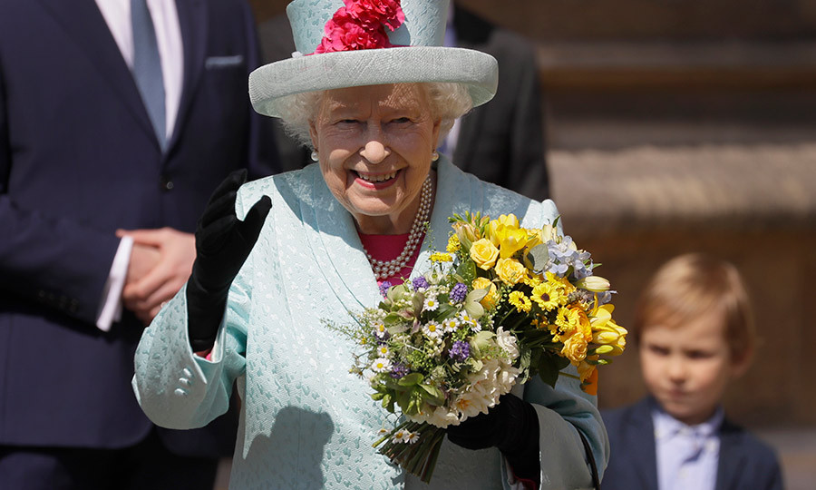 Happy Birthday and Happy Easter to Her Majesty! We hope she had a wonderful day. 