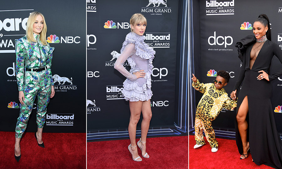 Red carpet looks from the 2019 Billboard Music Awards