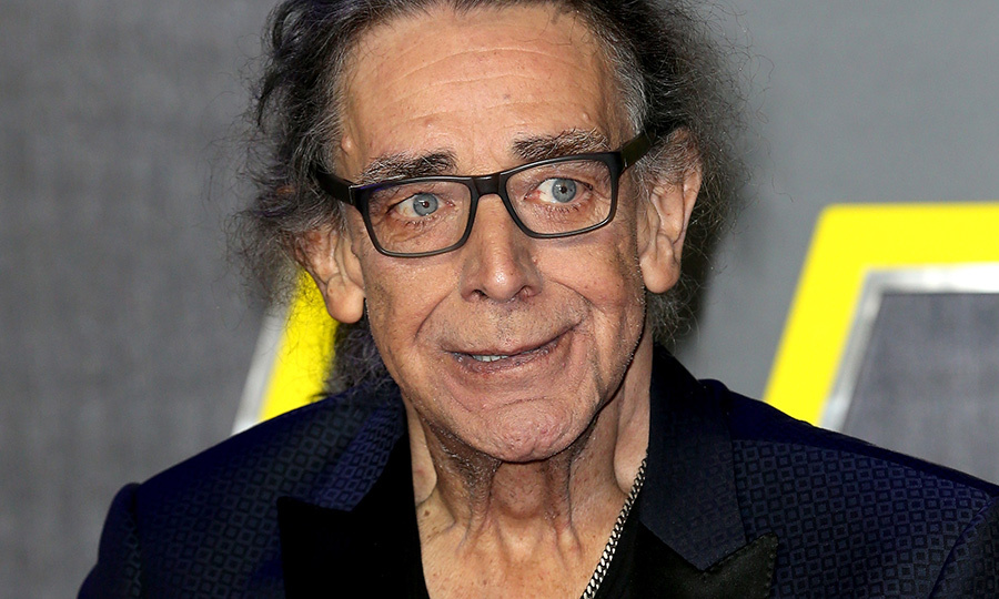 <h2>Peter Mayhew</h2>